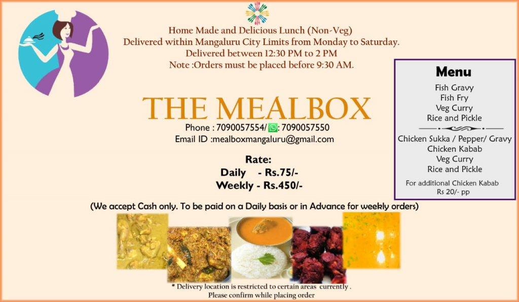 The Meal Box Mangalore
